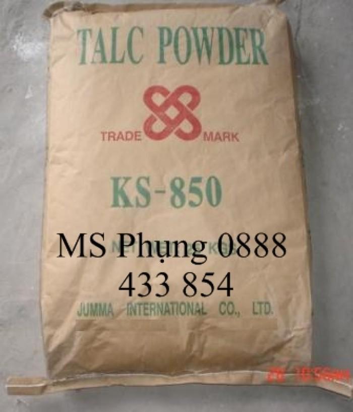 Bột Talc, Talc, Bột tắc, Bột Tack, Bột đá, Mg3Si4O10(OH)2.
