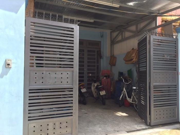 Nhà bán 4,6x20m HXH đường Lê Quang Định P1 GV