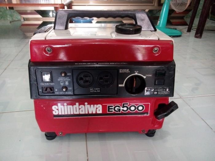 Máy phát điện mini (máy Nhật bãi)1