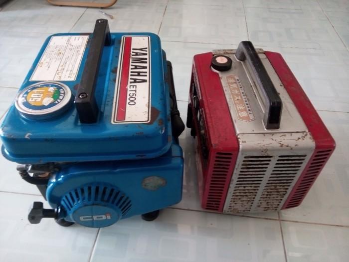 Máy phát điện mini (máy Nhật bãi)13