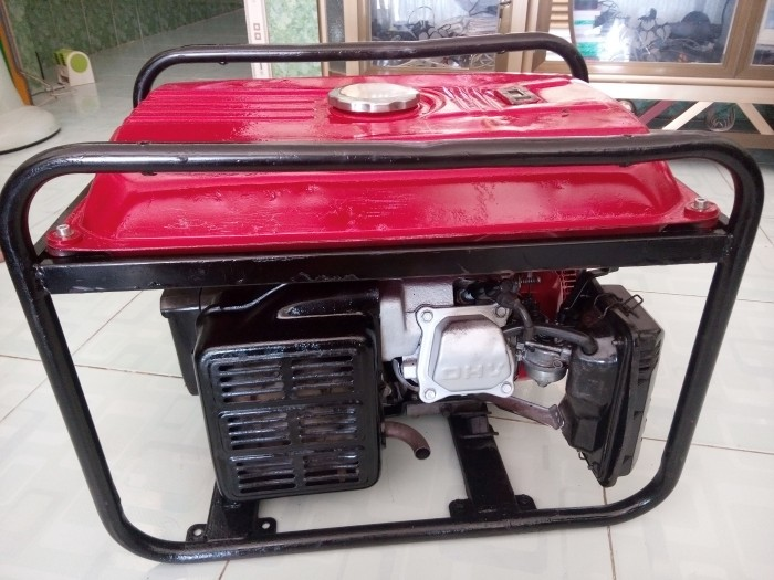 Máy phát điện mini (máy Nhật bãi)16