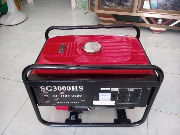 Máy phát điện mini (máy Nhật bãi)18