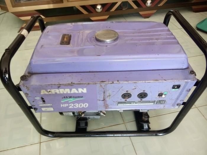 Máy phát điện mini (máy Nhật bãi)24