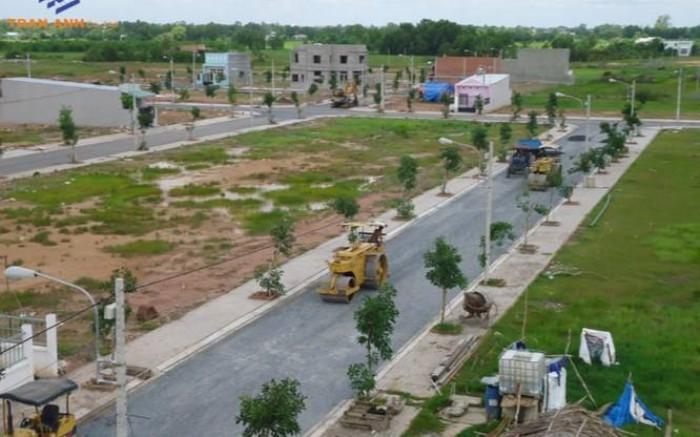 Đất nền dự án khu dân cư Tây Bắc Củ Chi giá rẻ 178tr SHR