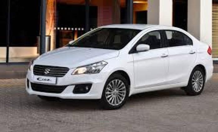 Suzuki Ciaz dòng Sedan nhập khẩu từ Thái Lan