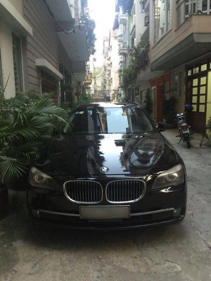 Bán xe BMW 730Li 2011 cũ cực đẹp trả góp 1