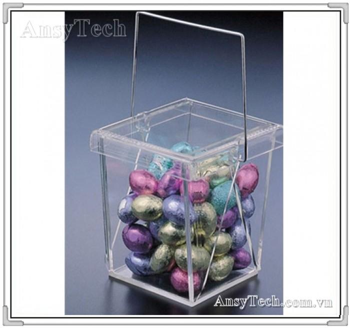 Hộp đựng kẹo, hộp nhựa acrylic, hộp đựng kẹo bằng mica3