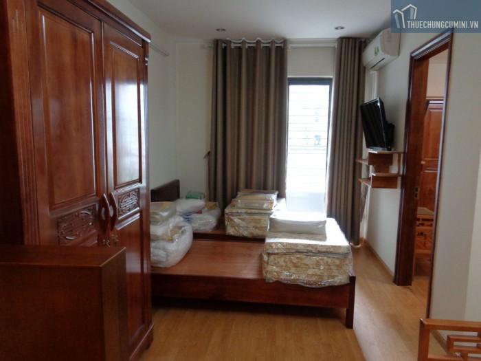 Cho thuê căn hộ full đồ ở ngõ 55 Ngụy Như Kon Tum, giá 9tr/th