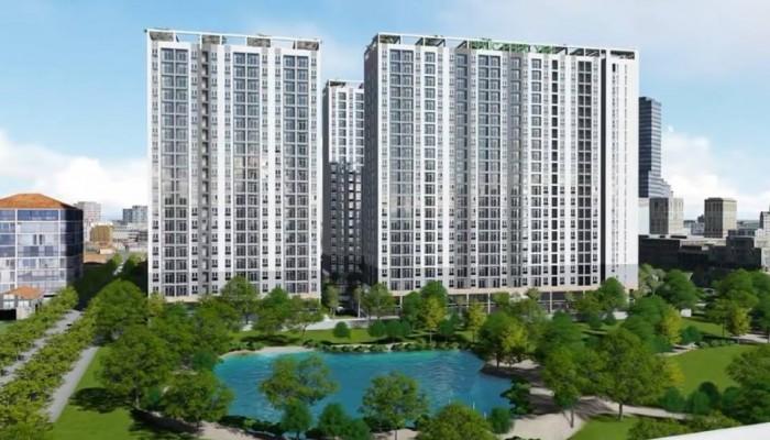 Căn hộ gần cầu Tham Lương giá chỉ 868 triệu/căn, giá tốt nhất hiện nay tại khu vực