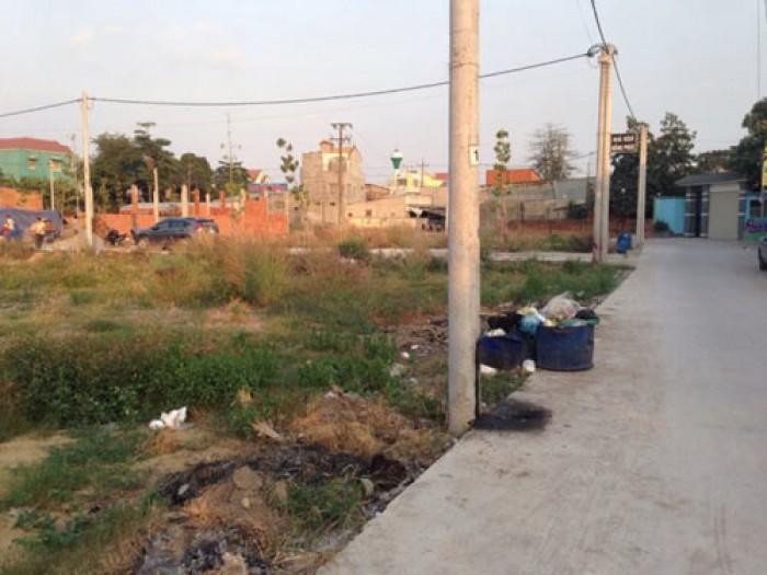 Đất q12, đường Lê Thị Riêng giao Thới An 16, SHR, hỗ trợ vay ngân hàng