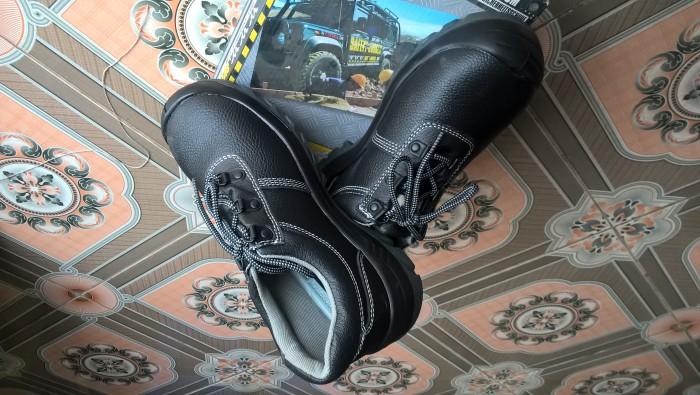 Giày da thấp cổ Jogger GI009