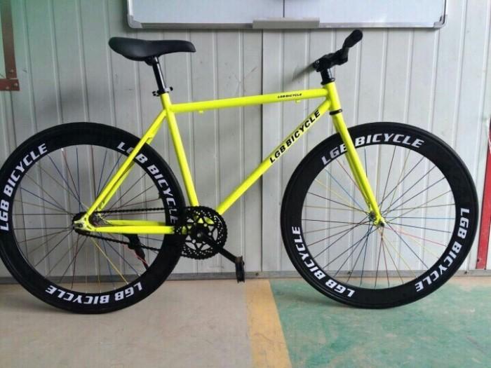 Xe đạp FIXGEAR -SINGER,hàng Cty,thùng, mới 100%