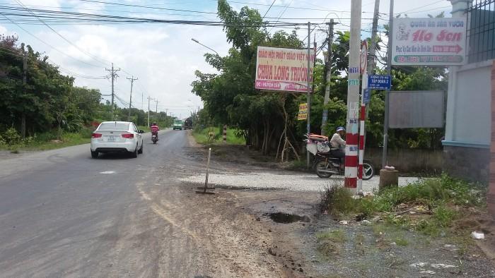 Đất khu đân cư phong Phú ,huyện Bình Chánh,chỉ 14tr/m2