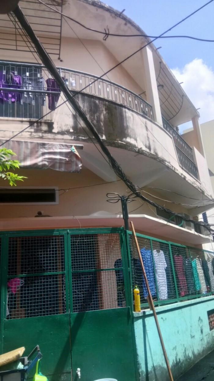 Bán nhà mặt tiền hẻm đường Cống Quỳnh Q1