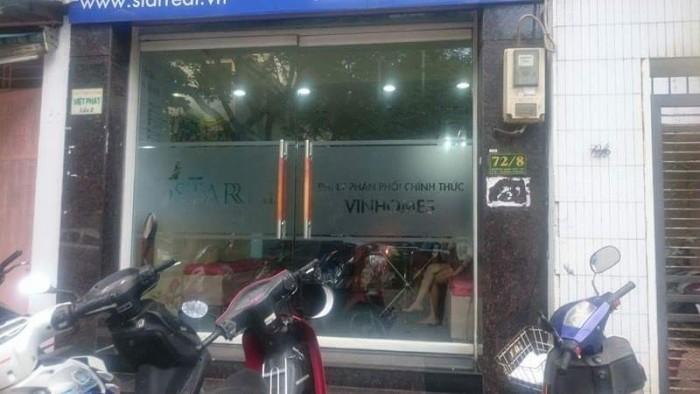 Cho thuê mặt bằng, văn phòng mặt tiền đường Ngô Tất Tố, Quận Bình Thạnh, Tp.HCM.