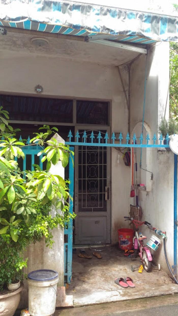 Bán nhà mặt tiền Lê Văn Quới