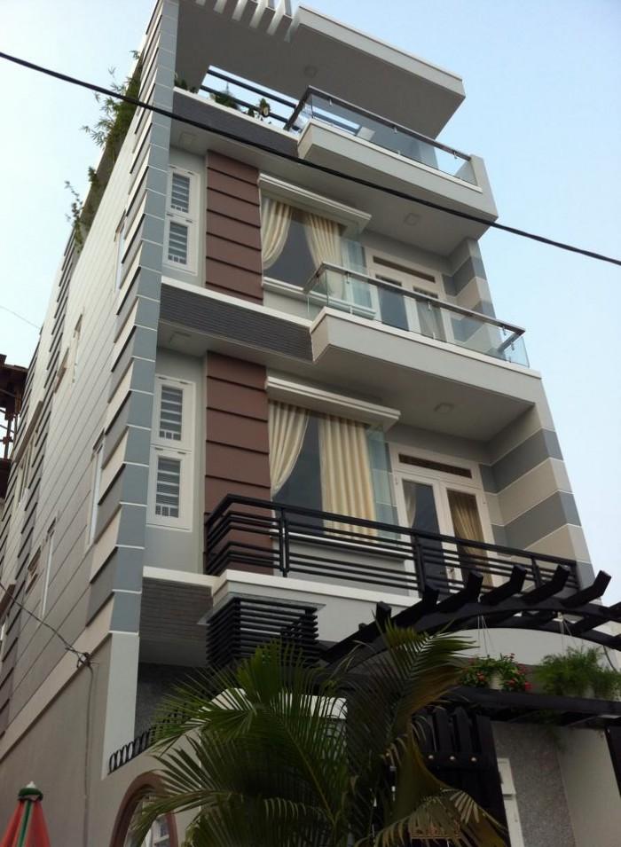 Bán nhà 1 sẹc đường số 14 - Lê Văn Quới