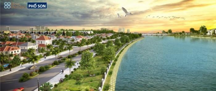 Đô thị sinh thái đẳng cấp cận biển Nam Đà Nẵng - Coco River Garden