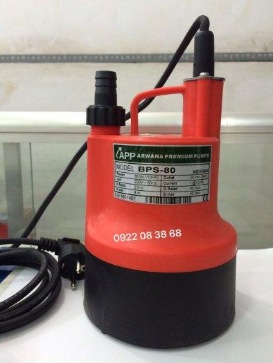Máy bơm chìm hút nước thải mini  APP   BPS 800
