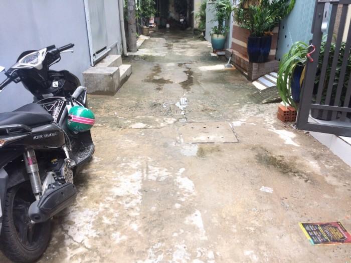 Nhà 107/127 QuangTrung, Phường10, GòVấp, Hẻm3mThông, 3.6x14m, 1Trệt+1lầu, 3PN,2WC, ĐôngBắc