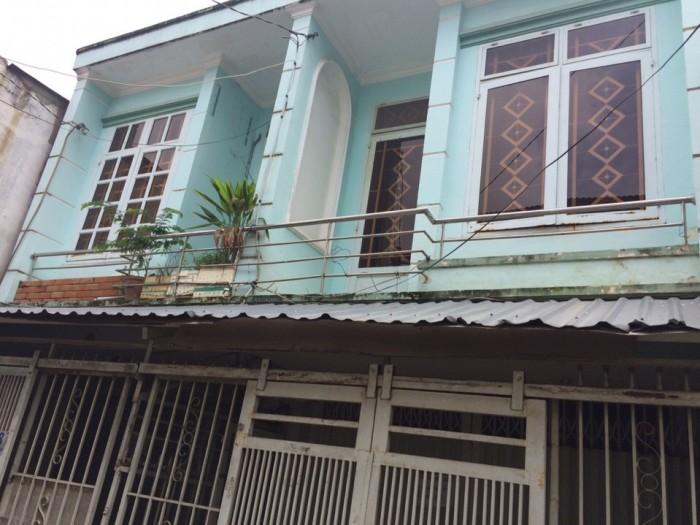 Nhà Hẻm145 TrầnBáGiao, Phường5, GòVấp, HXHThông, 6.7x12m, 1Trệt+1Lầu, 4PN,4WC, TâyBắc