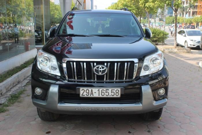Toyota Prado sản xuất năm 2011 Số tự động Động cơ Xăng