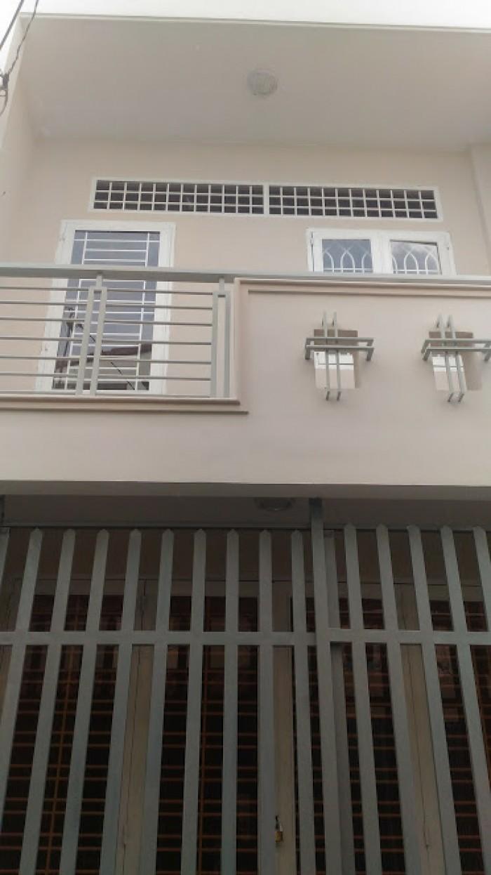 Bán nhà hẻm 759 Hương Lộ 2