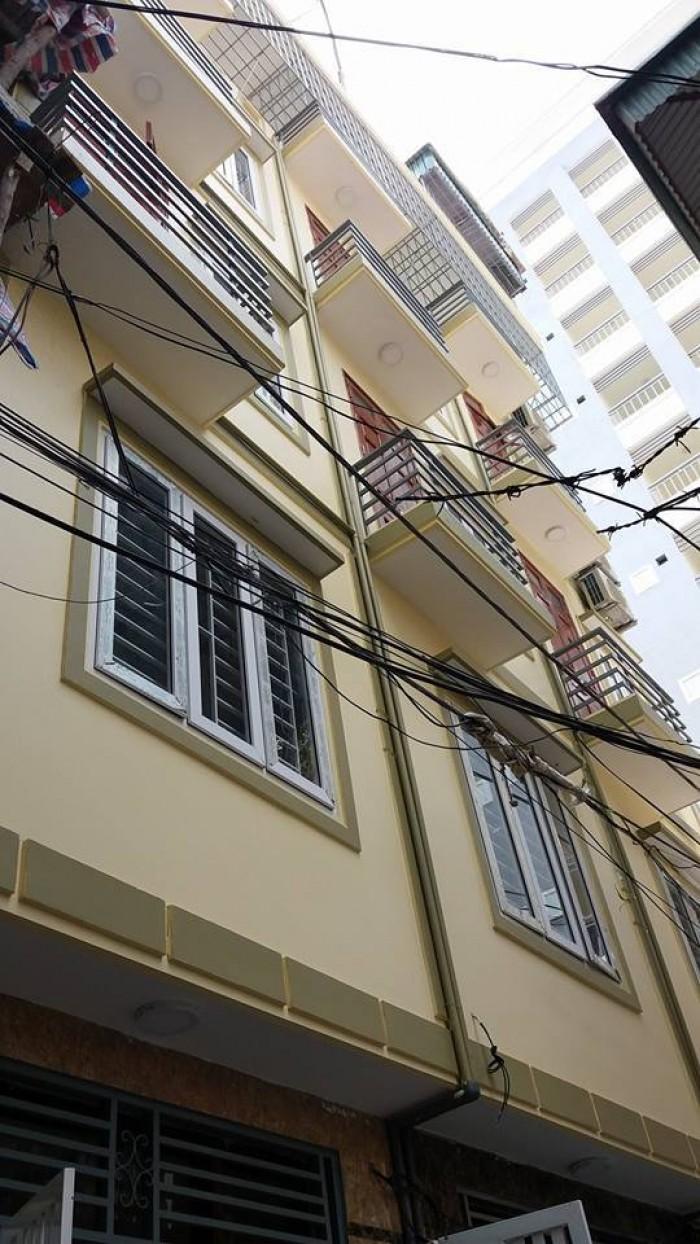 Bán Nhà Nguyễn Lân 38m2, 5 tầng, cách MP 40m, Giá 3.5 tỷ.