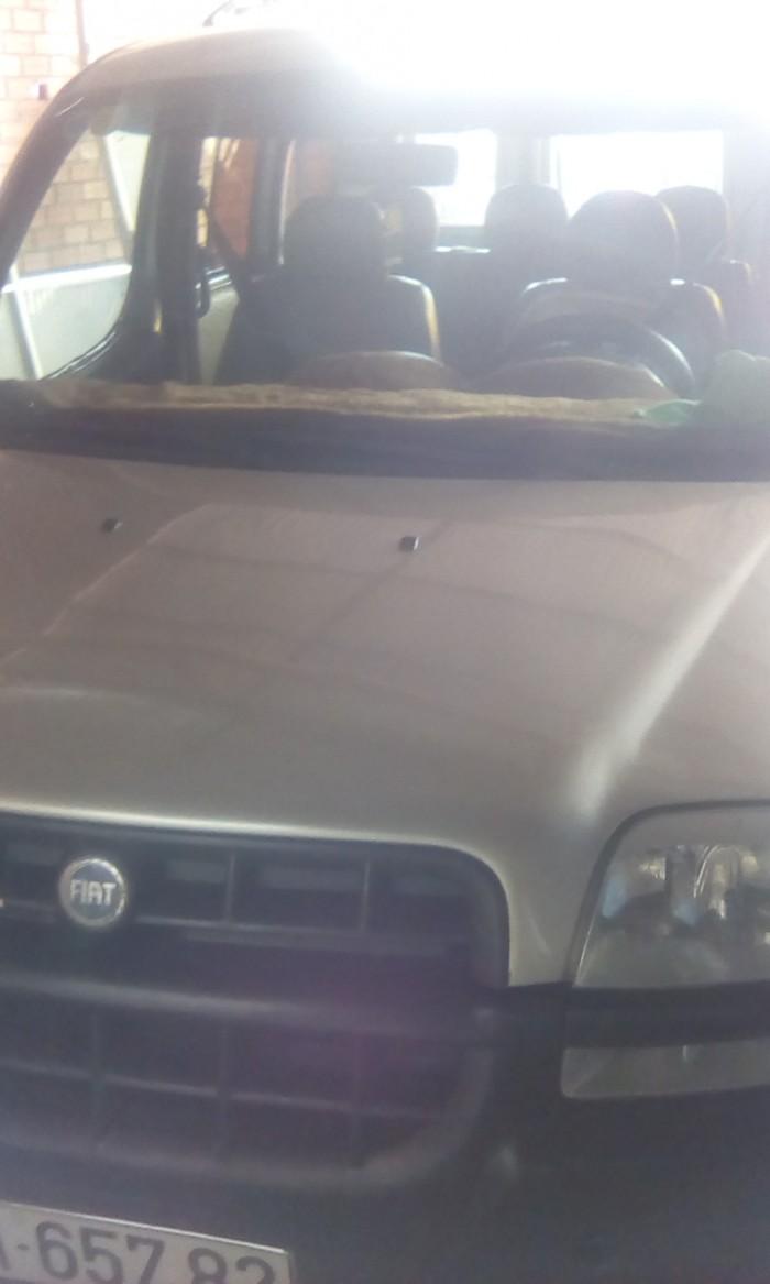 Fiat Doblo Cargo sản xuất năm 2003 Số tay (số sàn) Động cơ Xăng