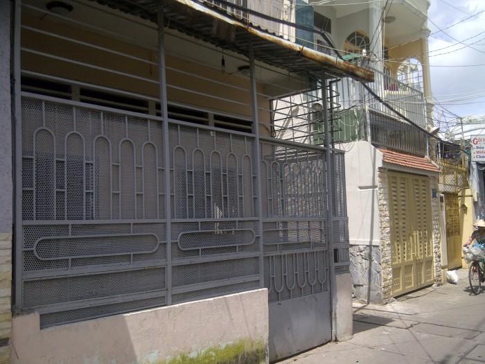 Bán nhà HXH 5x11,5m 2,8 tỷ ngay Chung cư Hà Đô, Phường 3, Gò Vấp