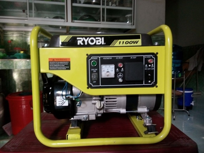 Máy phát điện RYOBI 1KW1