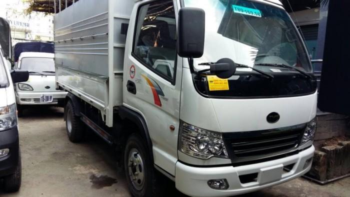 Bán xe tải Cửu Long TMT 2 tấn 4 máy Hyundai vào thành phố 0