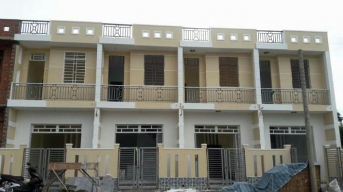 Nhà mới xây 4 x 10m  1 Trệt 1 Lầu SHR_ Đường QL50