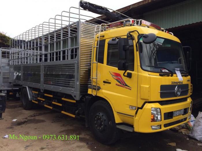 Bán xe tải B170 (4x2) tải trọng  9,6 tấn, có thùng, xe mới 2016 0