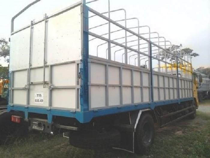 Bán xe tải B190 (4x2) tải trọng 8,45 tấn, có thùng, xe mới 2