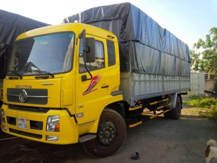 Bán xe tải B190 (4x2) tải trọng 9,15 tấn, có thùng, xe mới 2016 0