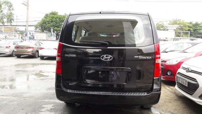 Ưu đãi quá bất ngờ lên đến 40 triệu đồng chỉ còn 1 chiếc duy nhất Hyundai Starex 9 chỗ đen dầu 3