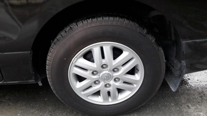 Ưu đãi quá bất ngờ lên đến 40 triệu đồng chỉ còn 1 chiếc duy nhất Hyundai Starex 9 chỗ đen dầu 4