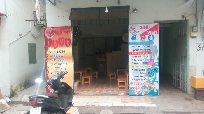 Cần sang quán cà phê số 371/1 Nguyễn Kiệm. P3. Q. Gò Vấp.