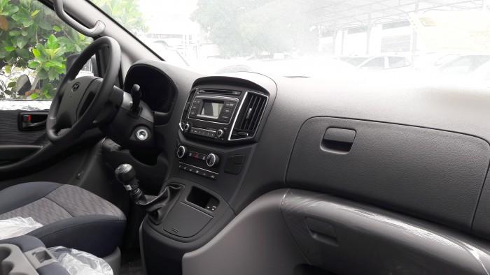 Chỉ cần trả trước 275 triệu đồng là sở hữu ngay Hyundai starex 9 chỗ, xe giao ngay, hỗ trợ tối đa nhu cầu của quý khách 5