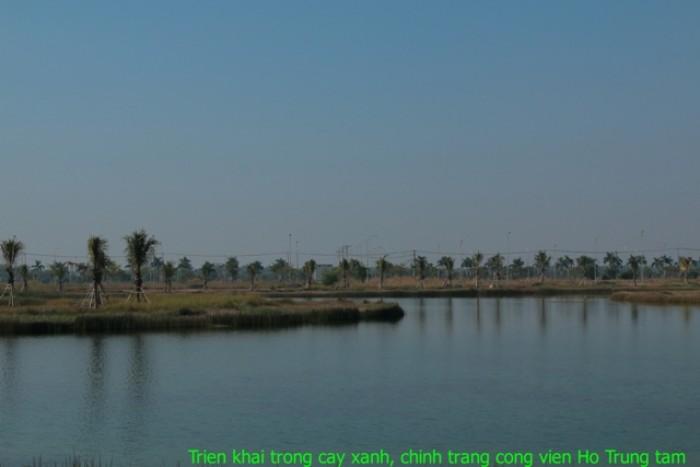 Đất thổ cư sau KCN Tân Phú Trung_ Giá 95 tr/ nền