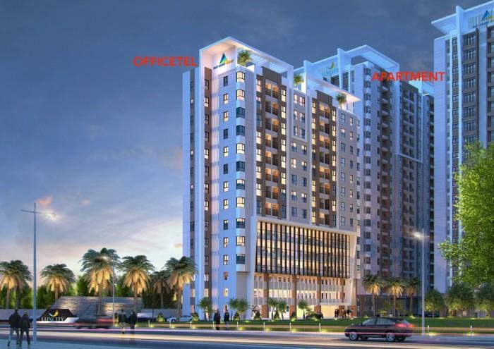Officetel Luxcity - mặt tiền đường Huỳnh Tấn Phát - Quận 7