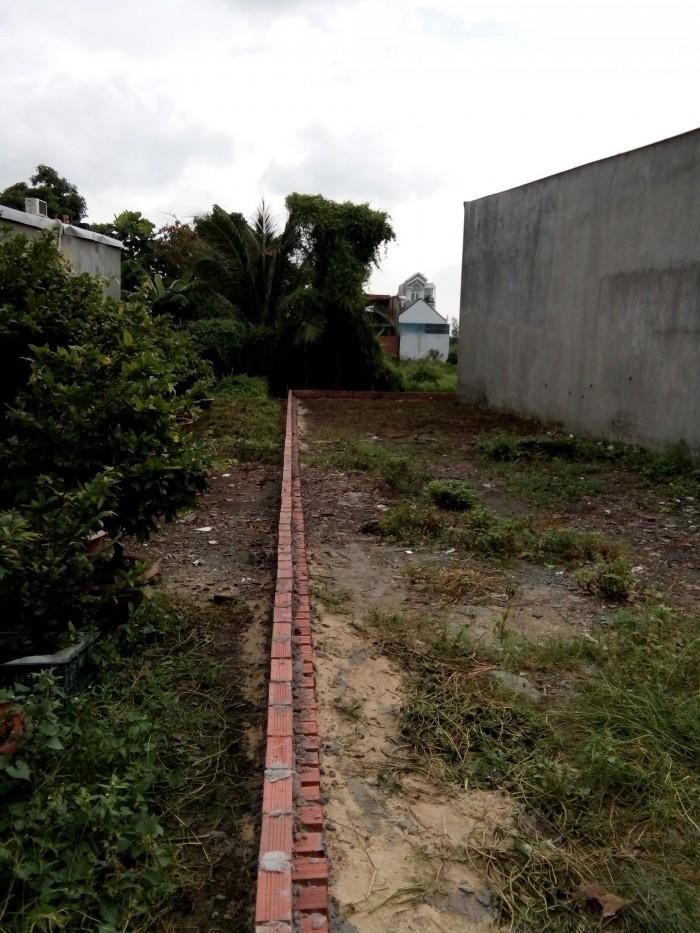 Bán đất đường Thạnh Lộc 15, Q12, Sổ hồng riêng, giá 9.5 trđ/m2