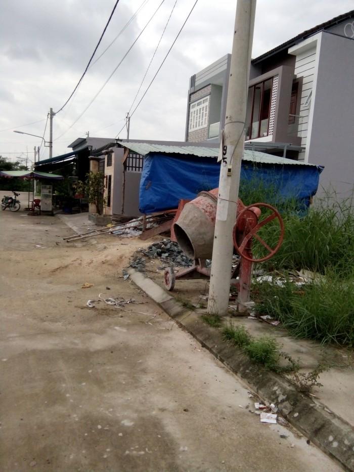 Bán đất đường Thạnh Lộc 16, Quận 12, Sổ hồng riêng, giá 13 trđ/m2