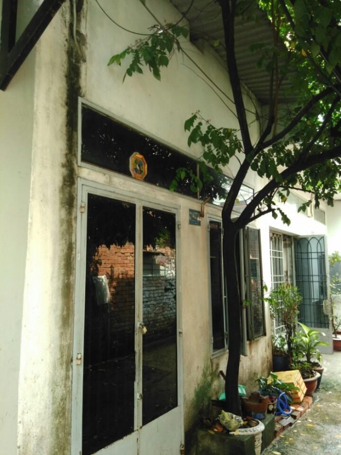 Nhà Hẻm 114 Bùi Quang Là, phường 12, Gò Vấp, Hẻm3.5mThông, 4x7.6m, 1Trệt+1Lửng, 2PN, Tây Bắc