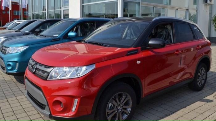 Suzuki APV sản xuất năm 2016 Số tự động Động cơ Xăng