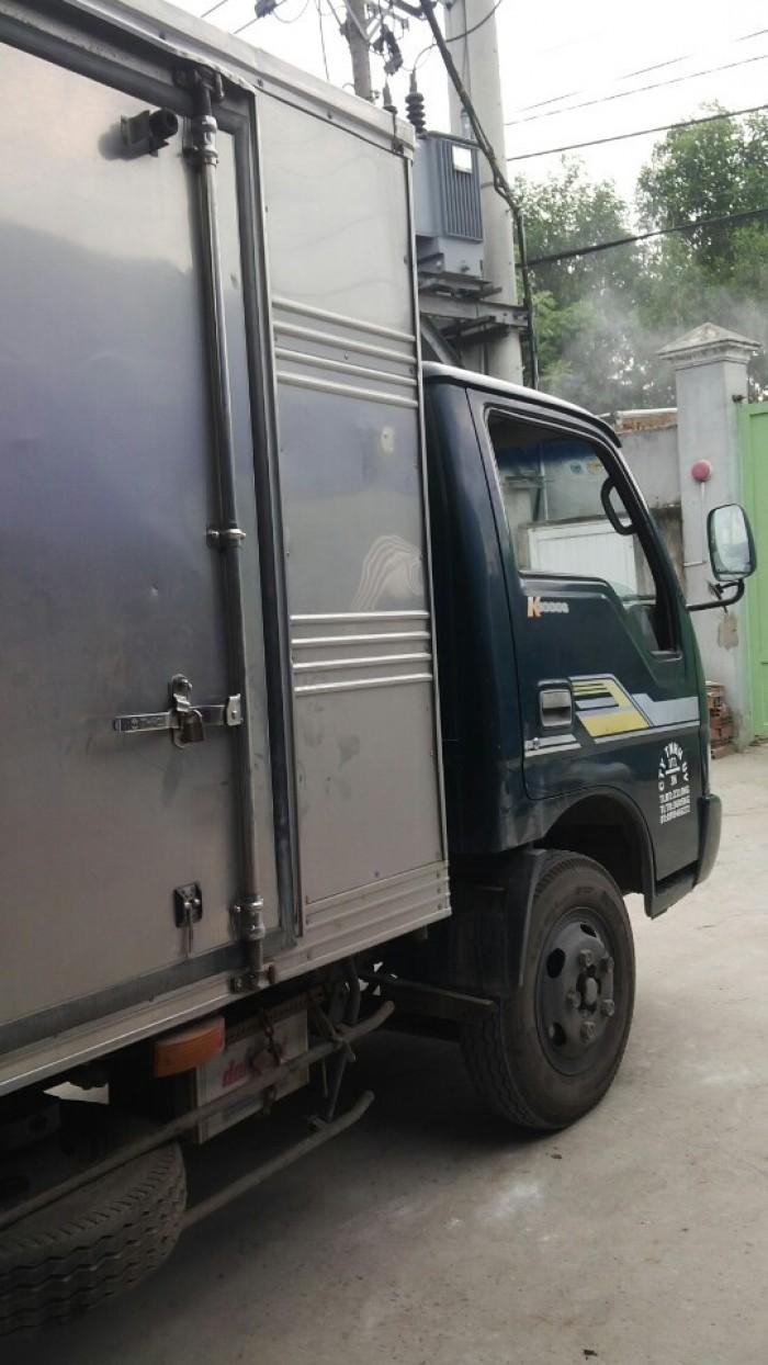 Cần thanh lý xe tải KIA K3000 1.1 tấn và xe 16 chỗ Hiace 4