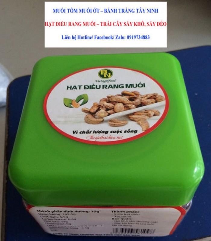 Hạt điều rang muối vỏ lụa và tách vỏ hàng chuẩn 100% của Việt0