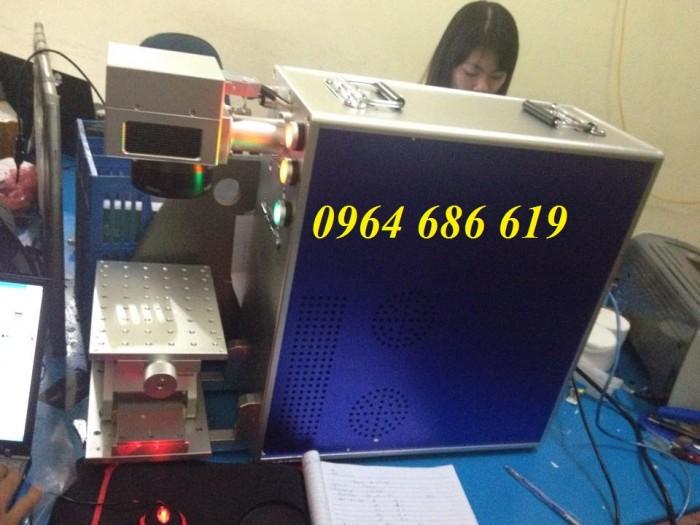 Máy laser sơi quang khắc kim loại