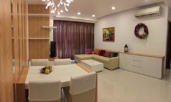 Cho thuê căn hộ pearl plaza 2 phòng ngủ nội thất sang trọng